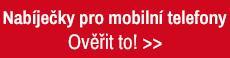 Nabíječky pro mobilní telefony ověřit to!