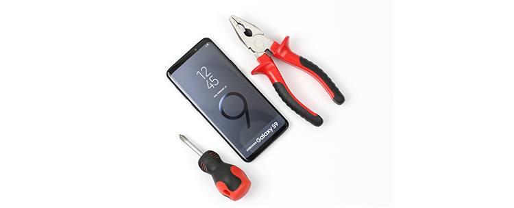 opravy smartphonů