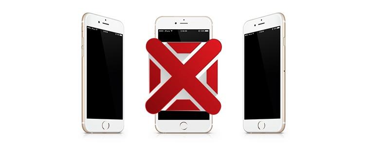 Nevýhody pořízení iPhone z druhé ruky