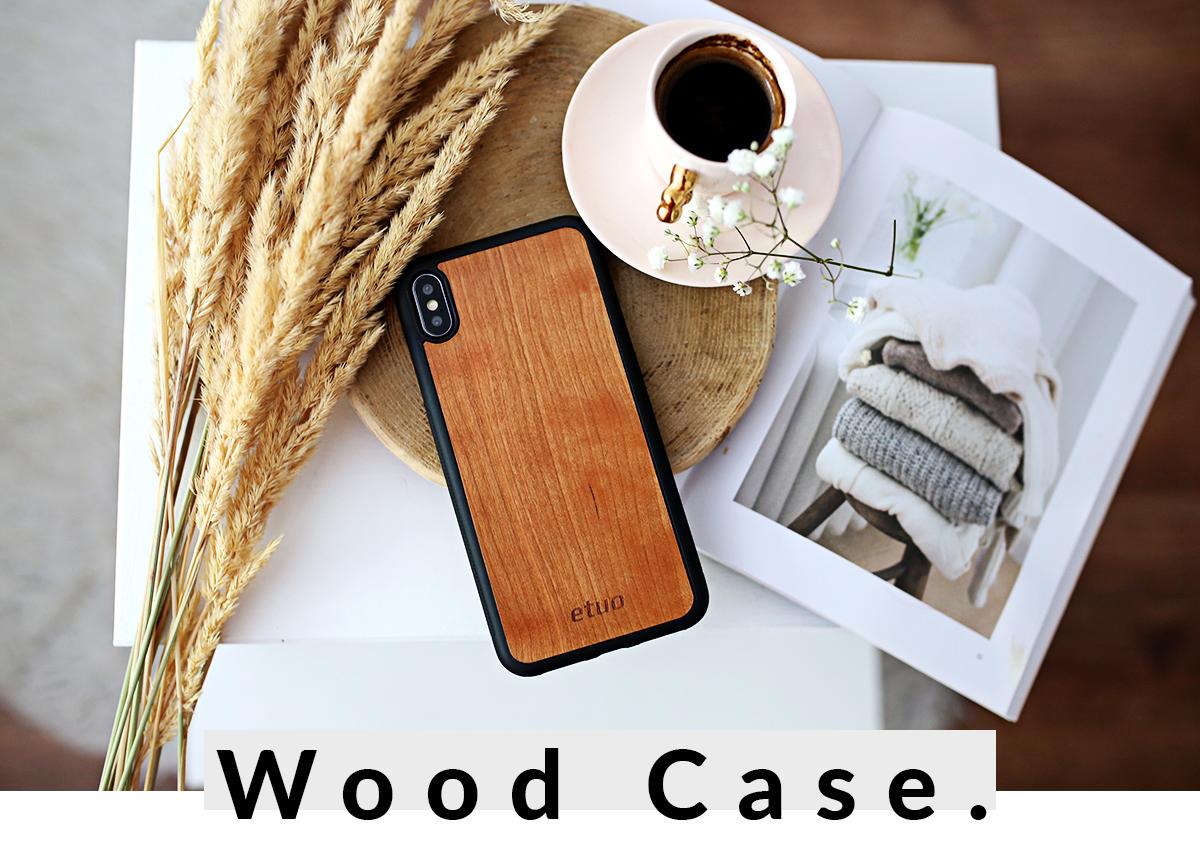 Wood Case Case