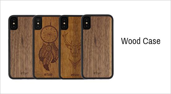 etuo Wood Case